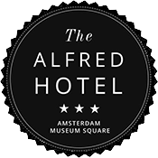 The Alfred Hotel Amsterdam Logo